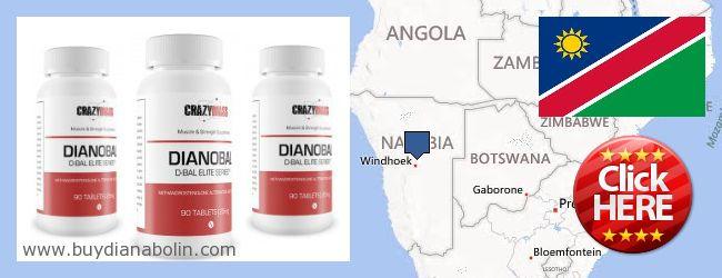 Kde koupit Dianabol on-line Namibia