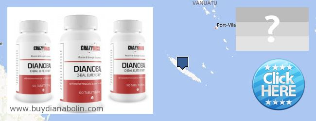 Kde koupit Dianabol on-line New Caledonia