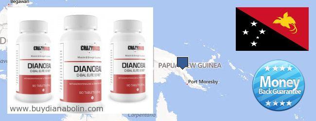 Kde koupit Dianabol on-line Papua New Guinea