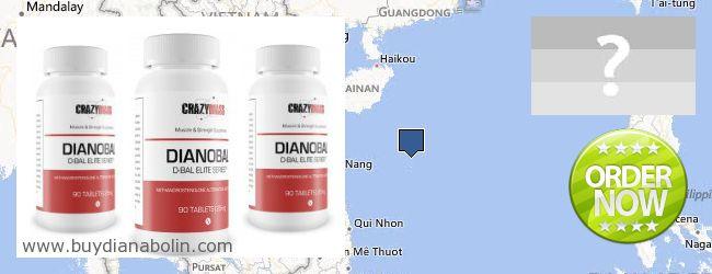 Kde koupit Dianabol on-line Paracel Islands