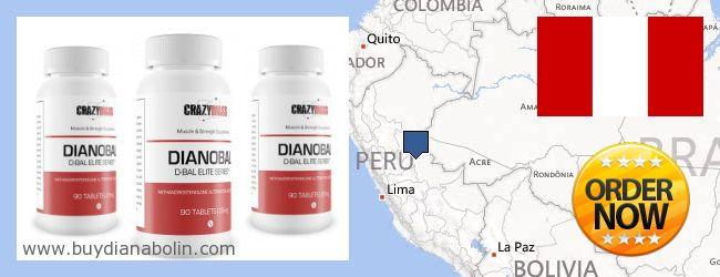 Kde koupit Dianabol on-line Peru