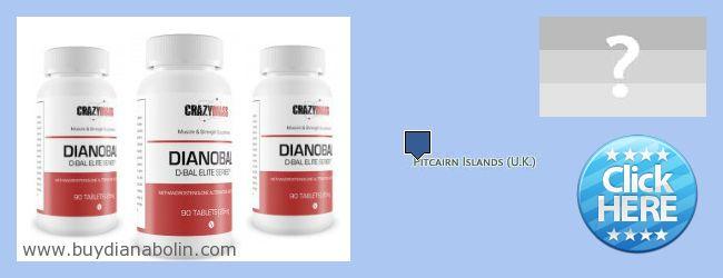 Kde koupit Dianabol on-line Pitcairn Islands