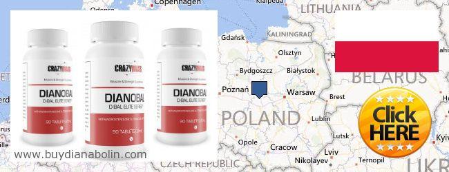 Kde koupit Dianabol on-line Poland