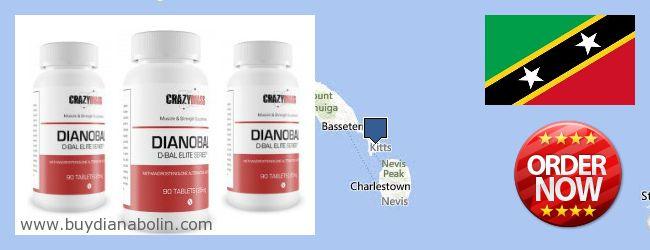 Kde koupit Dianabol on-line Saint Kitts And Nevis