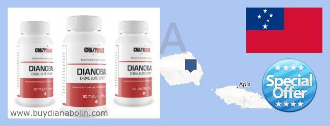 Kde koupit Dianabol on-line Samoa