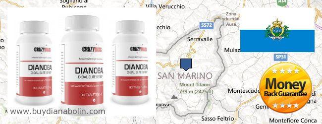 Kde koupit Dianabol on-line San Marino