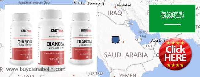 Kde koupit Dianabol on-line Saudi Arabia