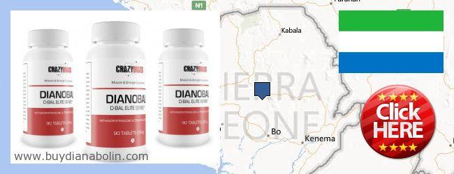 Kde koupit Dianabol on-line Sierra Leone