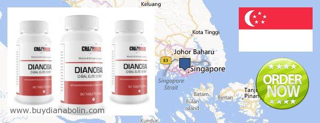 Kde koupit Dianabol on-line Singapore