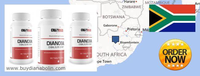 Kde koupit Dianabol on-line South Africa