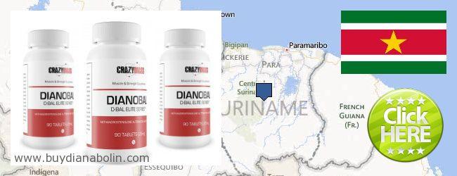 Kde koupit Dianabol on-line Suriname