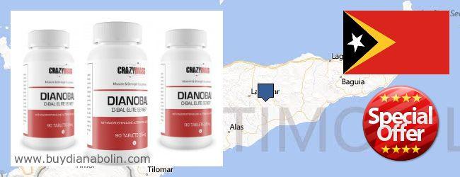 Kde koupit Dianabol on-line Timor Leste