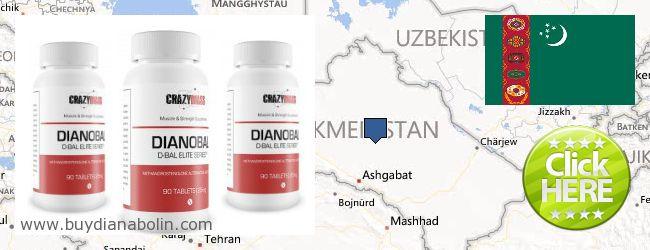 Kde koupit Dianabol on-line Turkmenistan