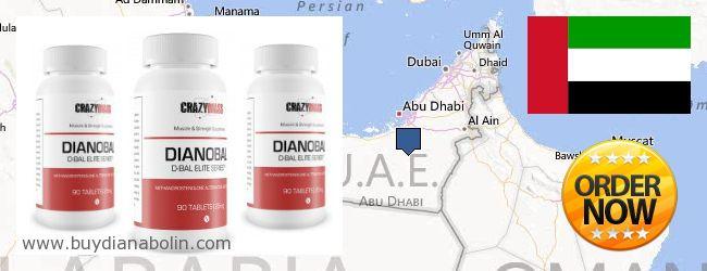 Kde koupit Dianabol on-line United Arab Emirates
