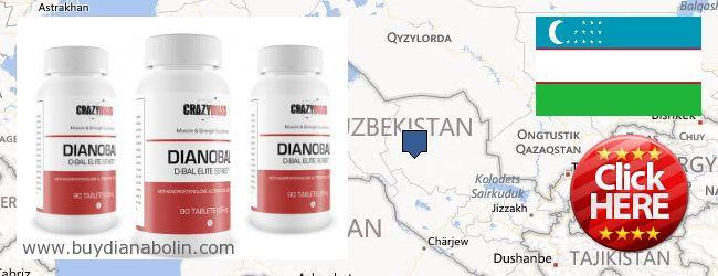 Kde koupit Dianabol on-line Uzbekistan