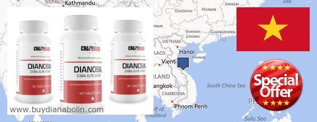 Kde koupit Dianabol on-line Vietnam