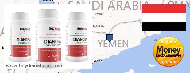 Kde koupit Dianabol on-line Yemen
